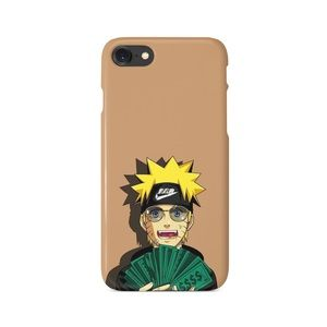 Naruto Gold Cash Hypebeast iPhone & Samsung Case